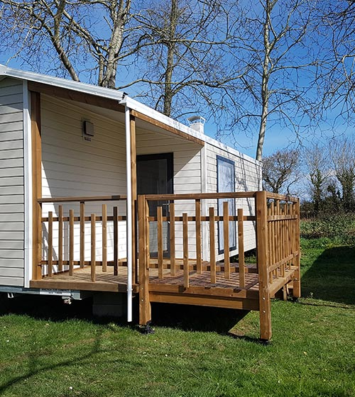location mobil home finistere