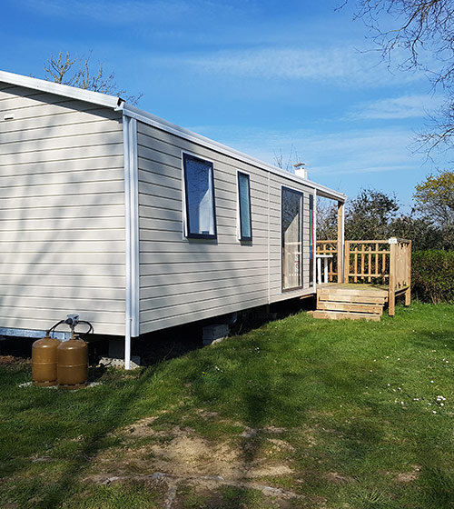 louer mobilhome finistere